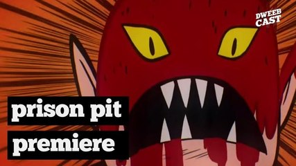 The Prison Pit Cartoon is PURE INSANITY | DweebCast | OraTV