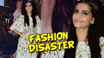 Sonam Kapoor's Fashion Disaster At Vogue Fashion Night Out | Uncut