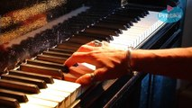Piano - Comment bien positionner les doigts pour faire un arpège