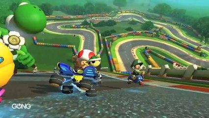 [GONG] INSIDE : Mario Kart 8