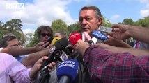 Football / Luzenac / Thierry Braillard veut une simplification des procédures à l'avenir - 05/09