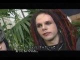 Murderdolls interview in Japan