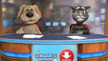 Talking Tom & Ben News: iTunes vs Blu ray