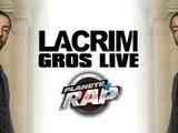 Gros live de Lacrim dans Planète Rap