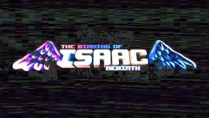 Release Date Trailer de The Binding of Isaac Rebirth
