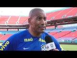 Tetracampeão, Mauro Silva volta aos EUA com missão especial