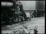 Barney Oldfield's Race for a Life (1913) - 4th Keystone Cops Movie - Mack Sennett