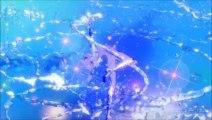 Sailor Moon Crystal Verwandlung - Sailor Moon + Sailor Mercury