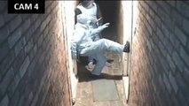 Un vieillard dégage de chez lui trois voleurs entrés par effraction !