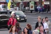 Ucraina: intesa Kiev-ribelli, e' cessate fuoco