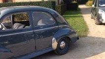 Les Peugeot 203 à Lamballe