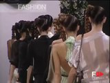 """Viktor & Rolf"" Spring Summer 2006 Paris 3 of 3 by Fashion Channel"