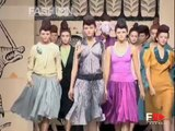 """Alena Akhmadullina"" Spring Summer 2006 Paris 2 of 2 by Fashion Channel"