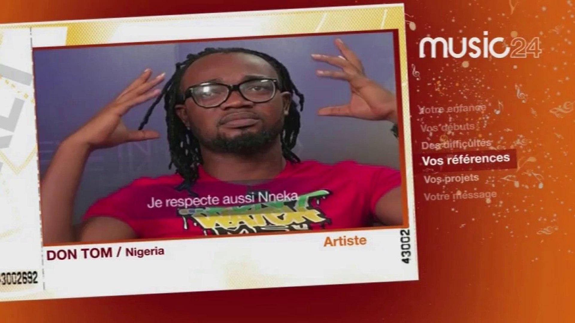 MUSIC 24 - DON TOM - Nigéria