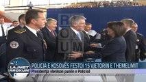 POLICIA E KOSOVES FESTOI 15 VJETORIN E THEMELIMIT
