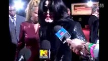 #MJFam MTV 2006 - pre award interview to Michael Jackson