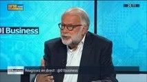 Transformation numérique: quels sont les objectifs du gouvernement?: Philippe Lemoine, dans 01Business - 06/09 1/4