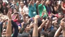 Parineeti, Aditya have fun with students