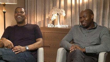 TIFF 2014: The Equalizer - Denzel Washington and Antoine Fuqua