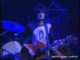 Ronnie Wood & Slash live part1