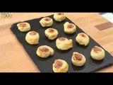 Recettes de Feuilletés apéro saucisses - 750 Grammes