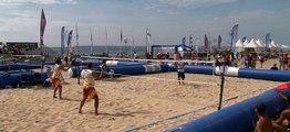 Championnats de France Beach Tennis 2014 : Pornichet à la pointe