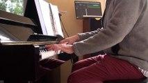 2014 Et Un jour une femme version piano obispo pagny