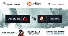 D2CL Season IV Highlights: Team Empire vs Virtus.pro