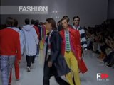 """""""Burberry"""" Spring Summer 2005 2 of 2 Milan Menswear by Fashion Channel"""