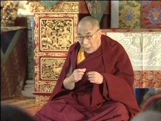 The Dalai Lama Speaks - Secular Meditation