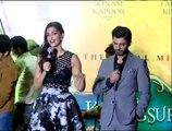 Khoobsurat Movie Music Launch   Sonam Kapoor grooves with Fawad Khan