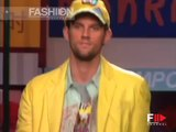 """Frankie Morello"" Spring Summer 2006 Menswear Milan 1 of 3 by Fashion Channel"