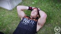 The Giant Legs & Shoulders workout - MarcFitt.com