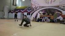 BATTLE OF THE BEST CREW II,BREAK DANCE JUNIOR Гном vs Cryptic