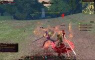 Archlord 2 création de mon perso + debut de jeu