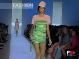 """""""Custo Barcelona"""" Spring Summer 2005 2 of 3 New York Pret a Porter by Fashion Channel"""