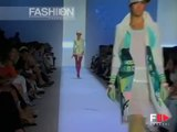 """""""Custo Barcelona"""" Spring Summer 2005 1 of 3 New York Pret a Porter by Fashion Channel"""
