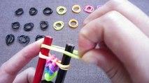 Hướng Dẫn Cách Làm Vòng Thun Cầu Vồng Triple Link Fishtail