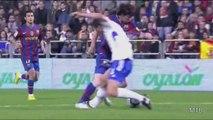 Lionel Messi vs Diego Maradona ~ Similar Goals Compilation