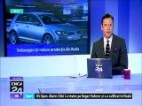 Sancţiunile impuse Rusiei încep să aibă efecte. Constructorul auto german Volkswagen a anunţat că va reduce producţia la fabrica din Rusia cu 30.000 de maşini.