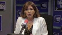 """""""La majorité doit pouvoir se reconnaitre dans la politique du gouvernement"""" - Anne Hidalgo (PS) était l'invitée politique de France Bleu 107.1"""