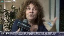 [CINEMA] Valérie Mairesse présente Brèves de comptoir (5 septembre 2014)