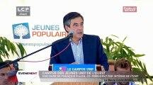 Evénements - Discours de François Fillon et d'Alain Juppé depuis le Campus des Jeunes UMP à la Baule