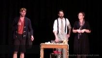 Le Père Noël est une ordure - Extrait spectacle fin d'année Ecole Théâtre Béatrice Brout