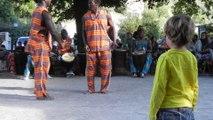 Percussions et danse africaines - DSCN4820