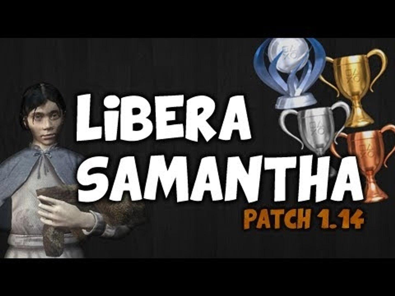 Libera SAMANTHA in ORIGINS: nuovi Trofei Zombie + Patch 1.14 Black Ops 2 by Blue