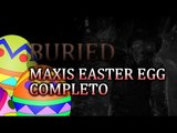 EASTER EGG MAXIS BURIED TUTORIAL COMPLETO ITA by Blue