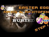Easter Egg Buried BO2 (ITA) - Maxis & Richtofen STEP 1: Costruire forca e ghigliottina by White
