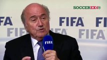 FIFA: Blatter officialise sa candidature