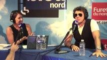 Patrick Bruel au micro de Daniela Lumbroso - France Bleu Midi Ensemble
